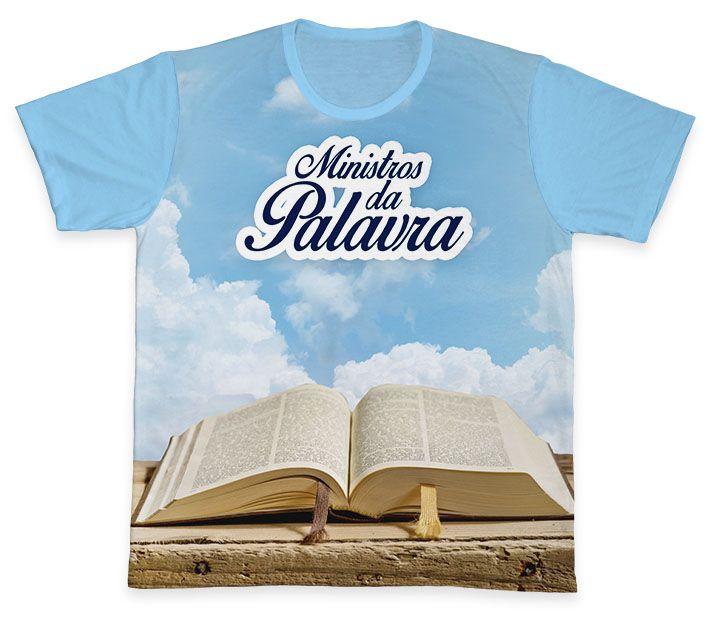 Camiseta REF.0910 - Ministros da Palavra