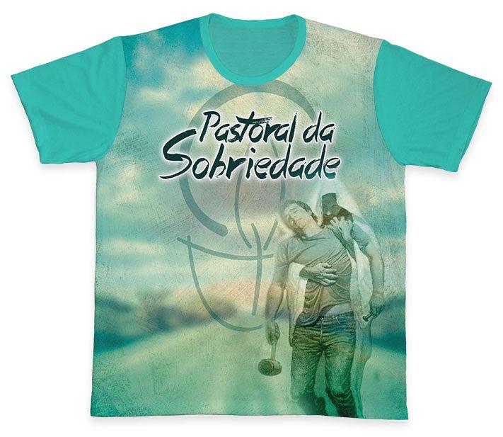 Camiseta REF.0925 - Pastoral da Sobriedade