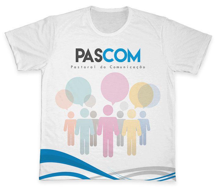 Camiseta REF.0940 - PASCOM  - Camisetas Sabatini