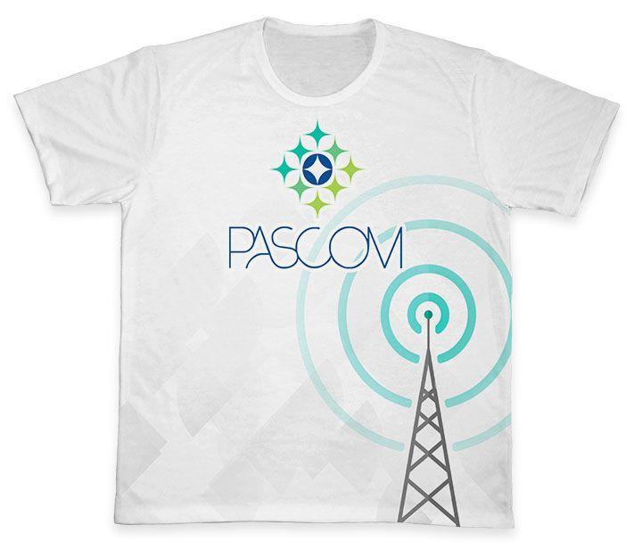 Camiseta REF.0941 - PASCOM  - Camisetas Sabatini