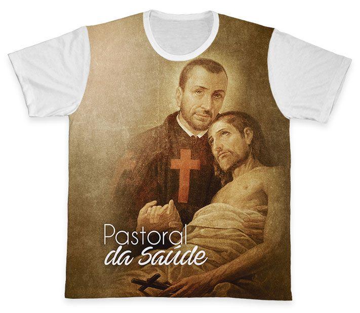 Camiseta Ref. 0957 - Pastoral da Saúde