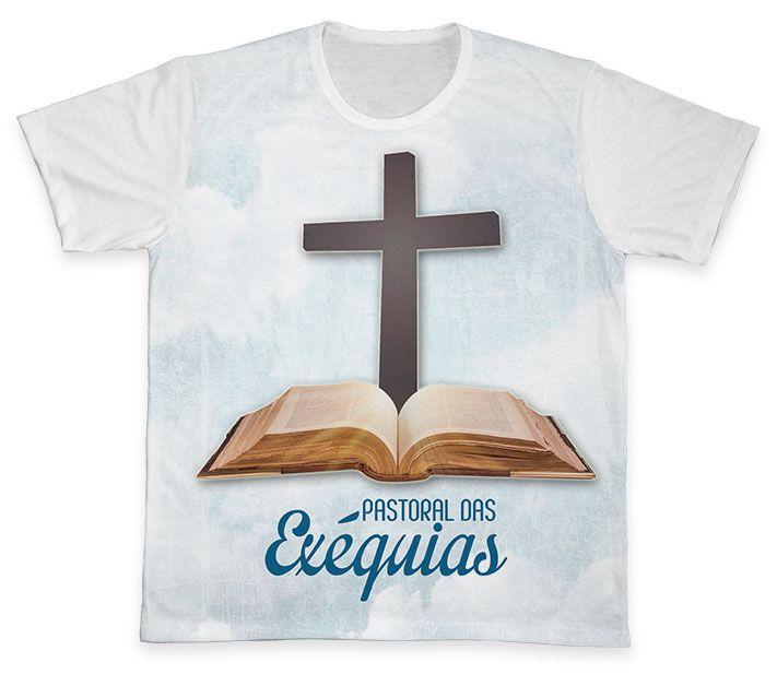 Camiseta REF.0985 - Pastoral das Exéquias  - Camisetas Sabatini