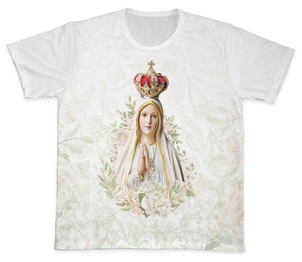 Camiseta Ref. 0460 - Nossa Senhora de Fátima