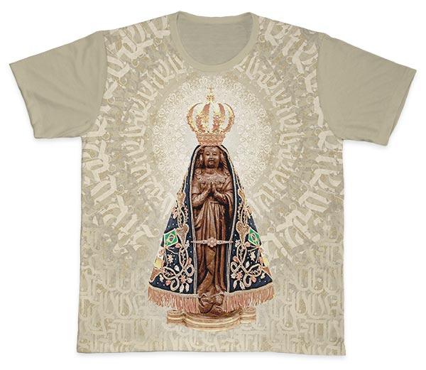 Camiseta Ref. 0461 - Nossa Senhora Aparecida