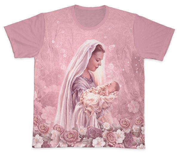 Camiseta Ref. 0462 - Virgem Maria