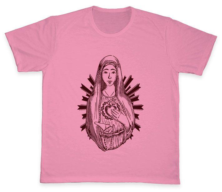 Camiseta Ref. 5011 - Imaculado Coração de Maria