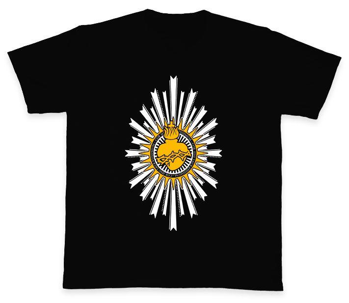 Camiseta Ref. 5022 - Sagrado Coração de Jesus