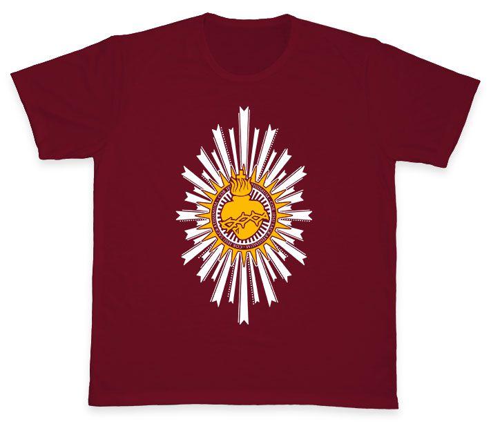 Camiseta Ref. 5023 - Sagrado Coração de Jesus
