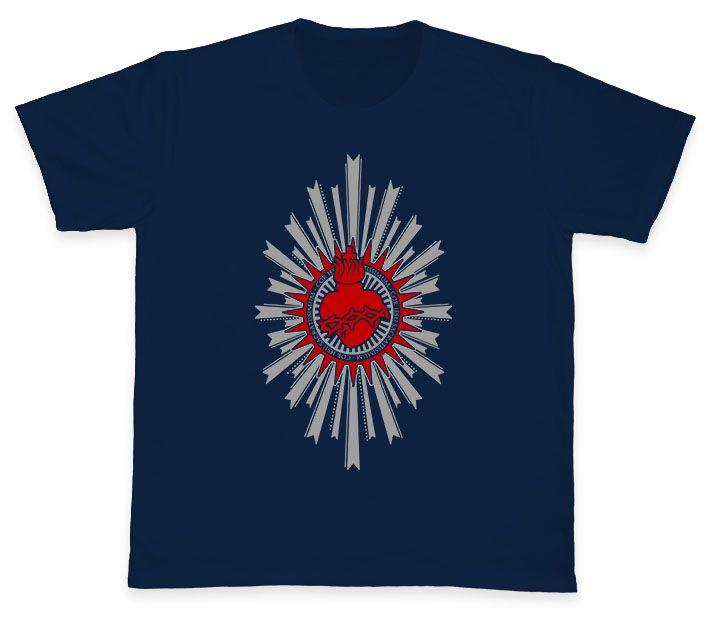 Camiseta Ref. 5024 - Sagrado Coração de Jesus