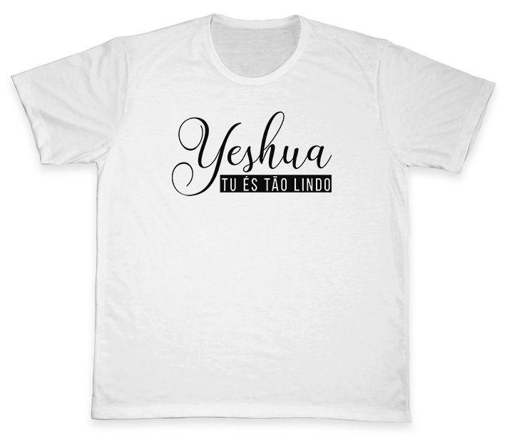 Camiseta Ref. 5132 - Yeshua tu és tão lindo
