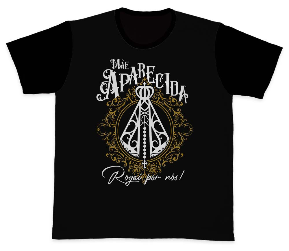 Camiseta Ref. 5353 - Nossa Senhora Aparecida