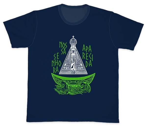 Camiseta Ref. 5373 - Nossa Senhora Aparecida