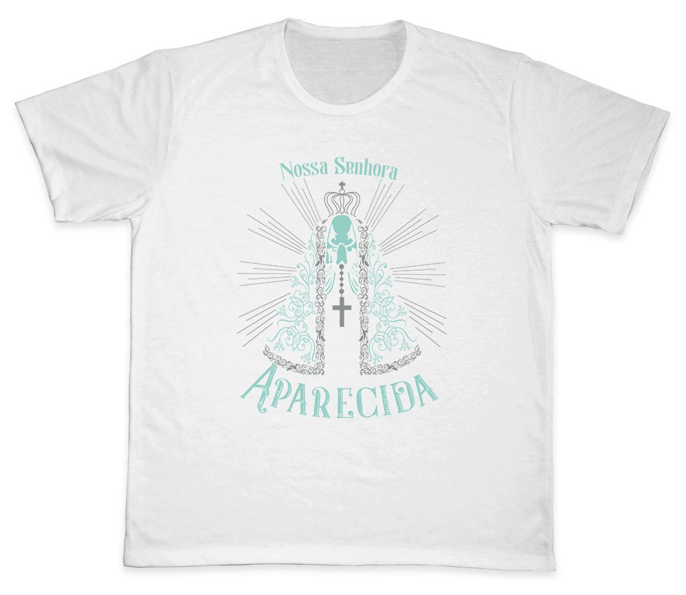 Camiseta Ref. 5401 - Nossa Senhora Aparecida