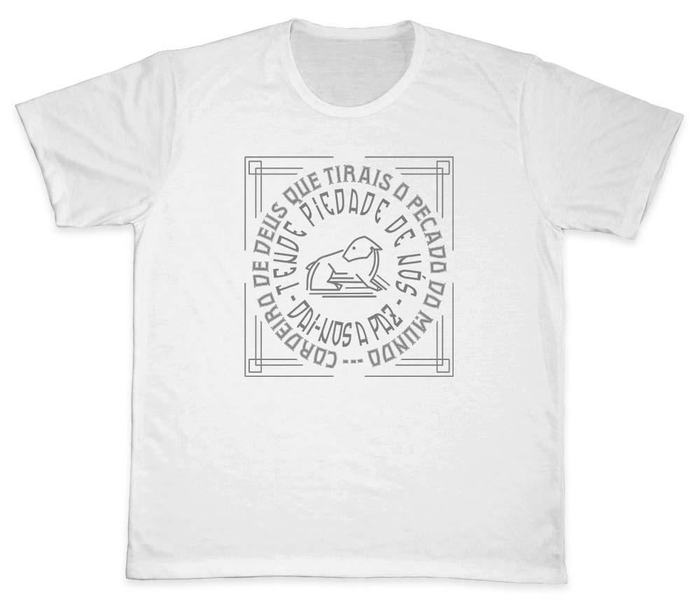 Camiseta Ref. 5481 - Cordeiro de Deus