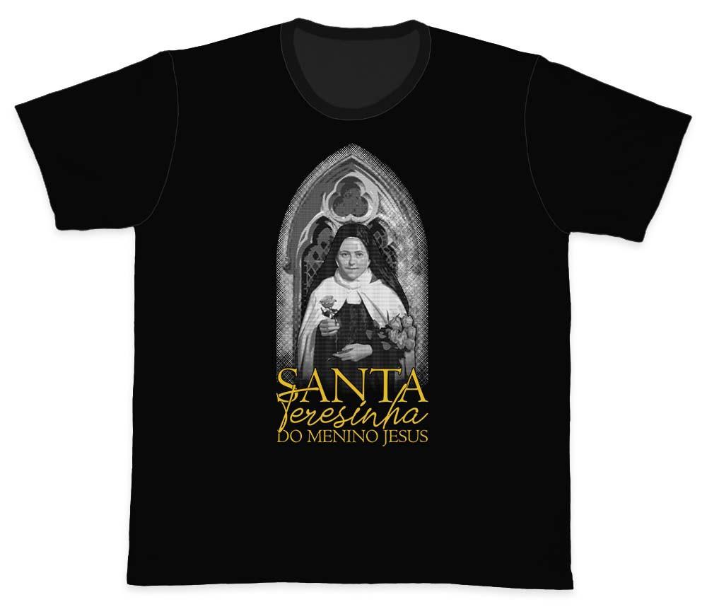 Camiseta Ref. 5492 - Santa Teresinha do Menino Jesus