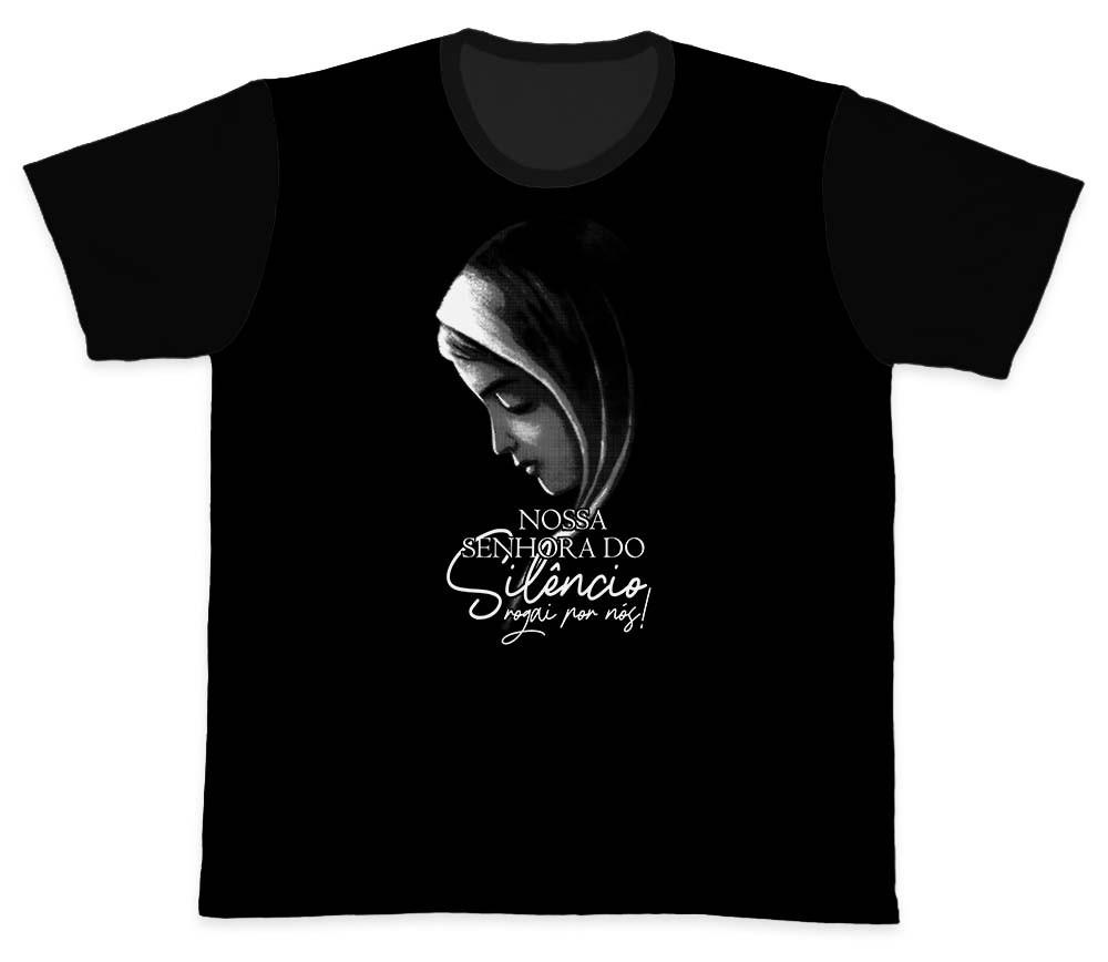Camiseta Ref. 5511 - Nossa Senhora do Silêncio