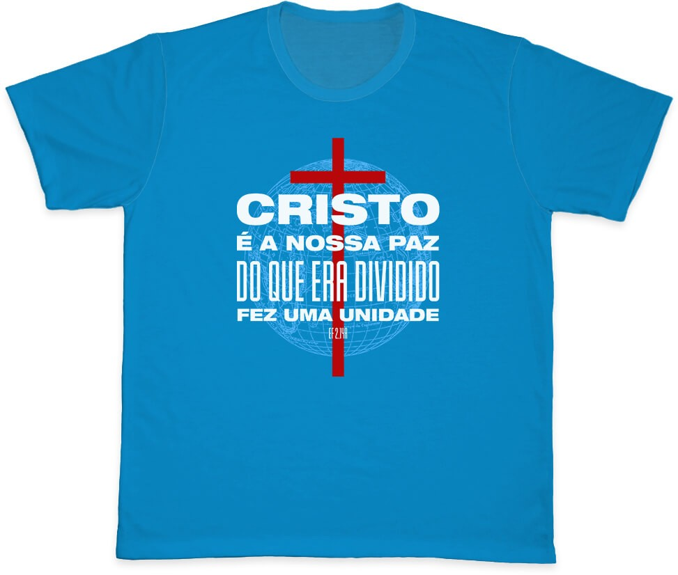 Camiseta Ref. 5570 - Campanha da Fraternidade 2021