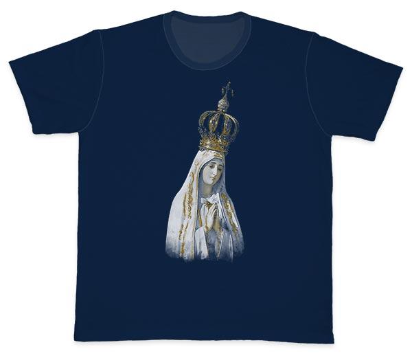 Camiseta Ref. 5605 - Nossa Senhora de Fátima
