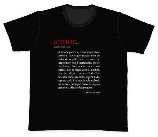 Camiseta Ref. 5608 - Amor