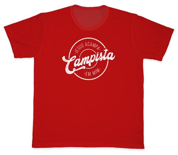 Camiseta Ref. 5641 - Sou Campista