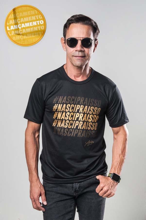 Camiseta Ref. 7018 - #Nascipraisso