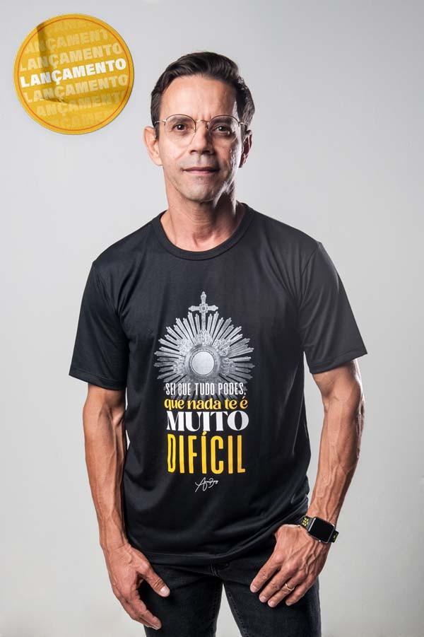 Camiseta Ref. 7024 - Sei que tudo podes