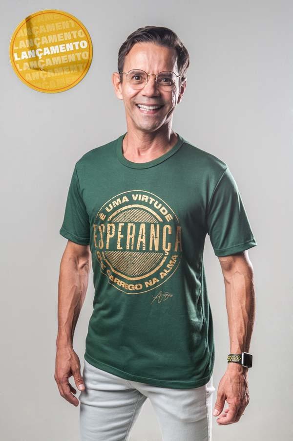 Camiseta Ref. 7032 - Esperança