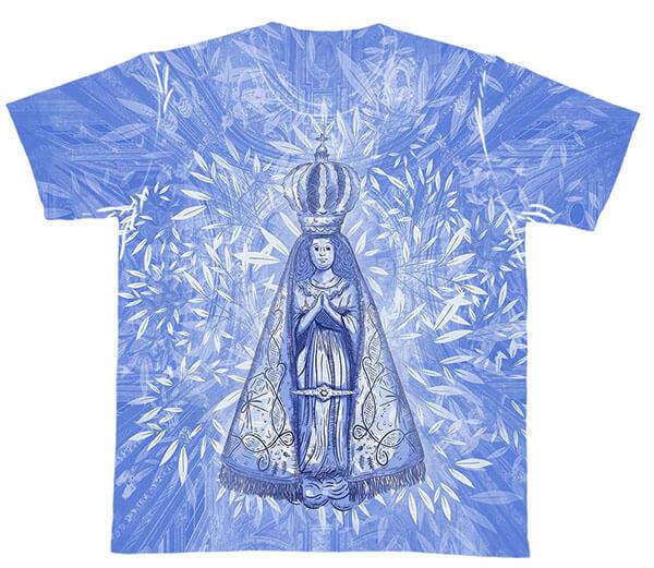 Camiseta Ref. 8001 - Nossa Senhora Aparecida