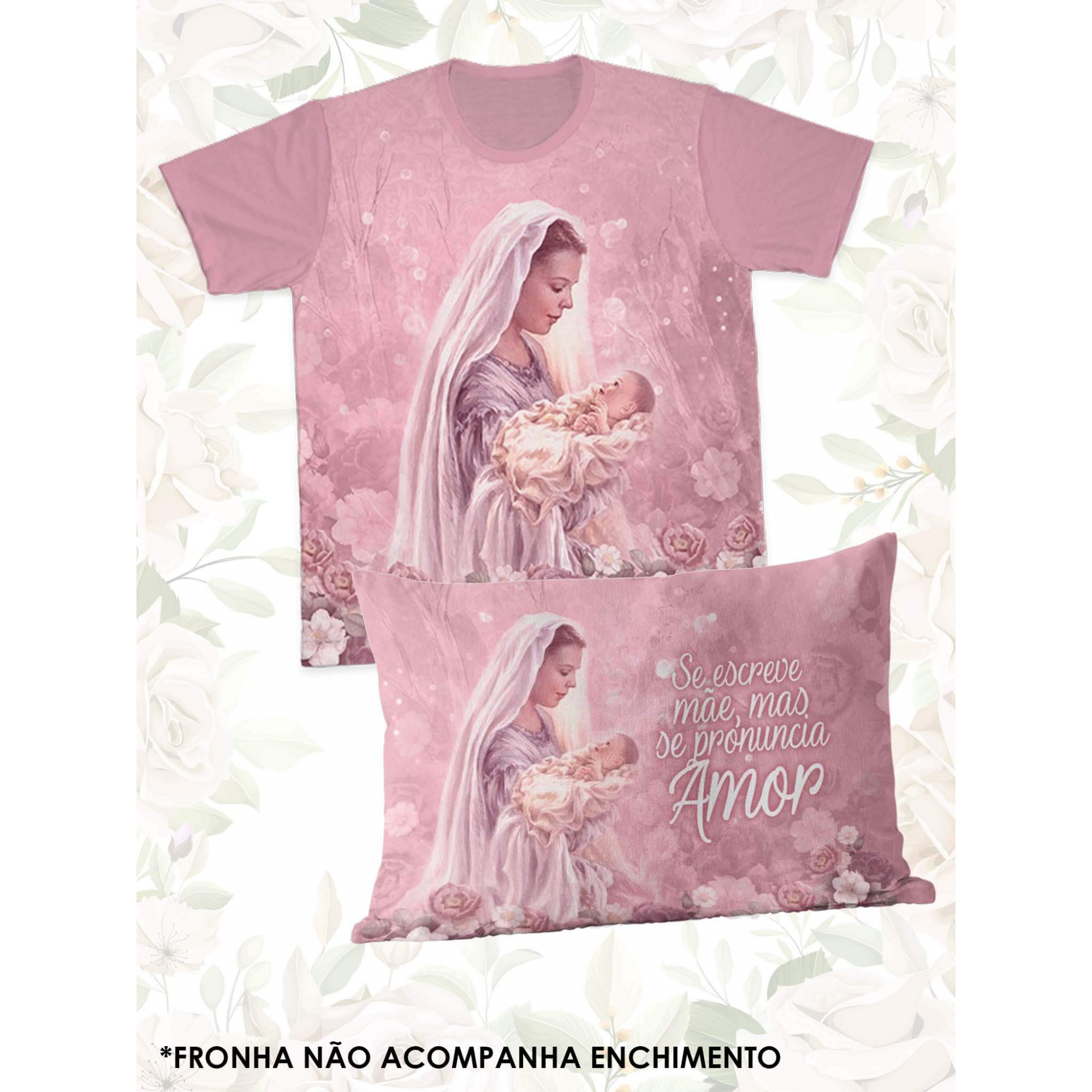 Ref. 0462 - Kit - Virgem Maria