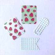 die cuts #7 frutos do espirito