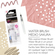 Pincel WATER BRUSH [CURTO] - Sakura