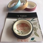 washi tape chocolate