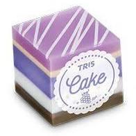 Borracha CAKE [1 uva e 1 morango]