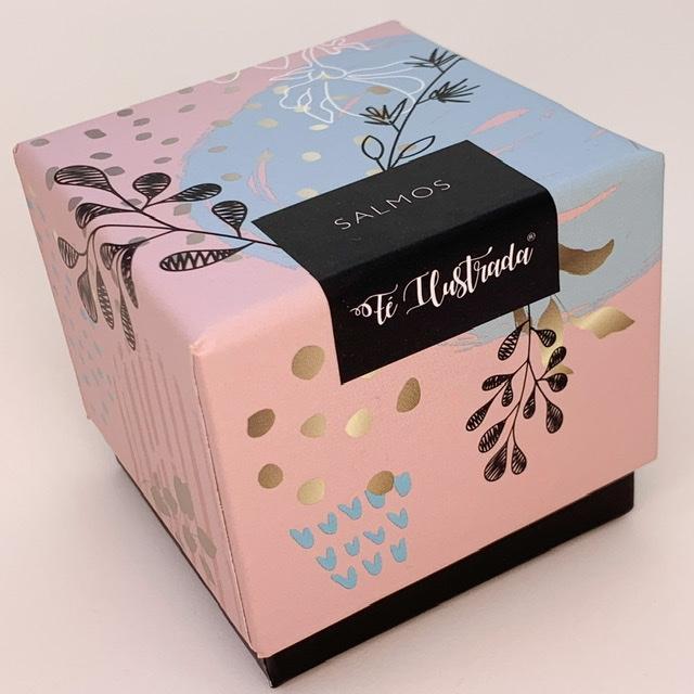 Cube SALMOS - Caixa de promessas