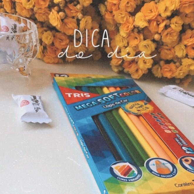Lápis 12 cores MACIO