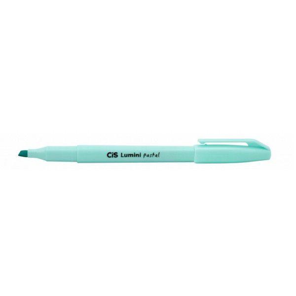 caneta marca texto [tom pastel] verde água cis  -  Fé Ilustrada