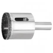 Broca Copo Diamantada Para Vidro 25mm MTX