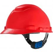 Capacete Vermelho C/ Carneira Ajuste Fácil H-700 CA 29638/29637 3M
