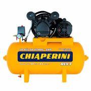 Compressor De Ar 10 Pés 140 LBF 70L 2HP Monofásico 220V 22776 Chiaperini