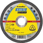 DISCO DE CORTE 4.1/2 X 1MM A60TZ KLINGSPOR