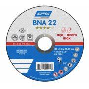 DISCO DE CORTE 4.1/2 X 1MM BNA12 NORTON