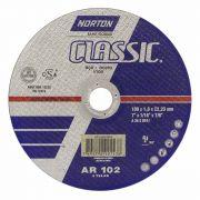 DISCO DE CORTE 7 X 1.6MM CLASSIC NORTON