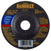 DISCO DE DESB. 4 1/2 P/ INOX DEWALT DW44810