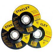 """DISCO DE DESBASTE 4.1/2"""" X 6MM STANLEY - STA0413"""