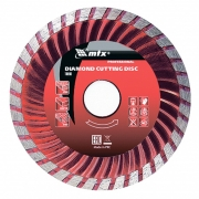 Disco Diamantado Turbo 115X22mm Corte Seco 731789 MTX