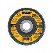 DISCO FLAP FIBRA 4.1/2 GR 120 DEWALT DW8310-AR