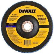 DISCO FLAP FIBRA 4.1/2 GR 40 DEWALT - DW8307-AR