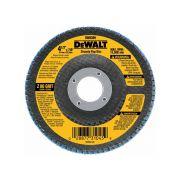 DISCO FLAP FIBRA 4.1/2 GR 80 DEWALT DW8309-AR