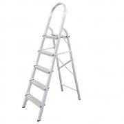 Escada Alumínio 5 Degraus RL