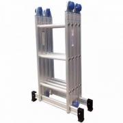 Escada Articulada Alumínio 3X4 RL 3,55 MTS
